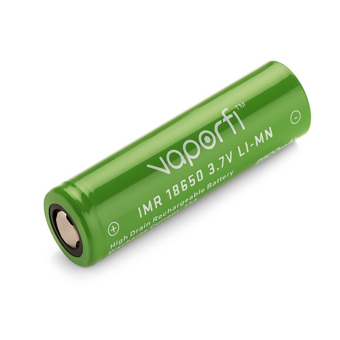 VaporFi High-Capacity 35A 2500mah Battery