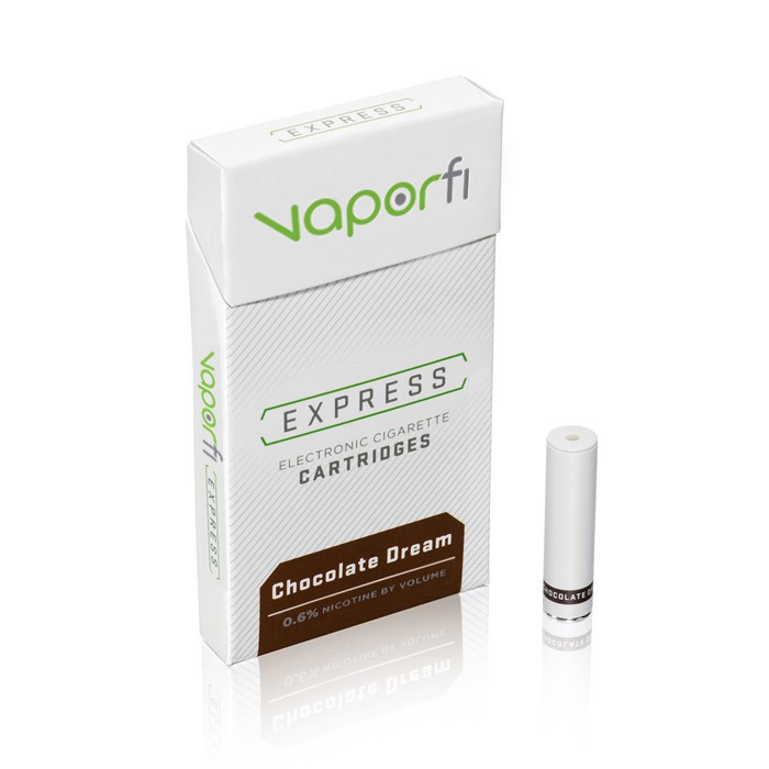 VaporFi Express Chocolate Dream Cartridges (5 Pack)