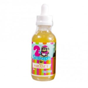 2Scoops E-Liquid - Sherbet 60ml