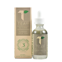 Almond Milk Tea E-liquid by Tea Co. (60ML)