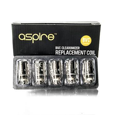 Aspire BVC Nova Coils (5 Pack)-1.8 ohm