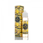 Bake Sale Yellow Cake E-liquid by Cosmic Charlie's Chalk Dust (60mL)