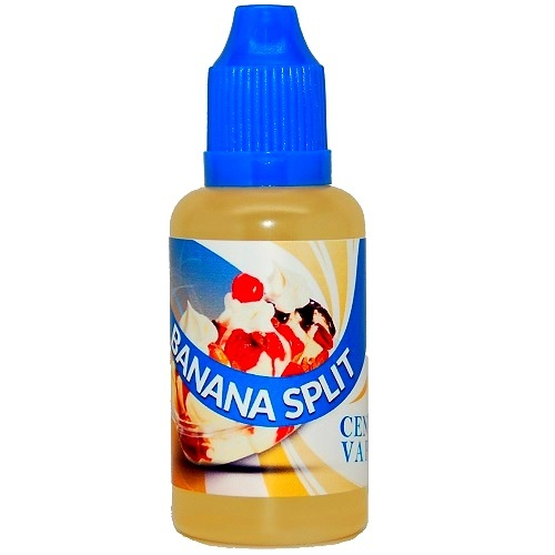 Banana Split E Juice