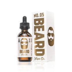 Beard Vape Co. Number #5 E-liquid (60ML)