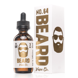 Beard Vape Co. Number #64 E-liquid (60ML)