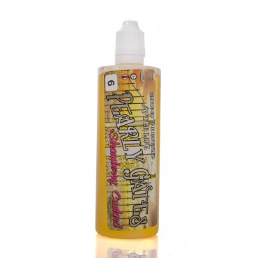 Beyond The Bottlez E-Liquid - Pearly Gates Strawberry Custard