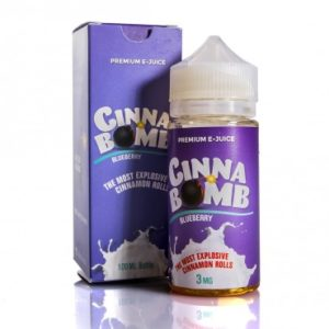 Blueberry Cinnabomb 100ml E-Liquid