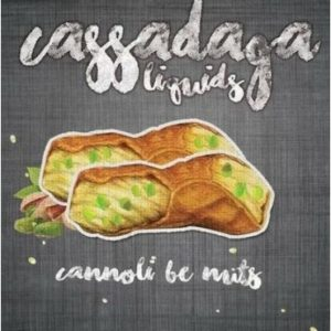 Cassadaga Liquids - Cannoli Be Nuts