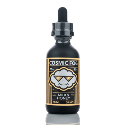 Cosmic Fog Milk & Honey 60ML