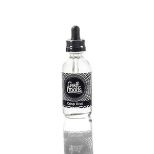 Craft Cloud 60ml E-Liquid - Crisp Kiwi