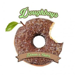 Doughboys Vaped Goods E-Liquid - Dixon's Cider