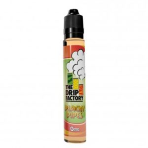 Drip Factory 30ml E-Liquid - Peachy Pipes