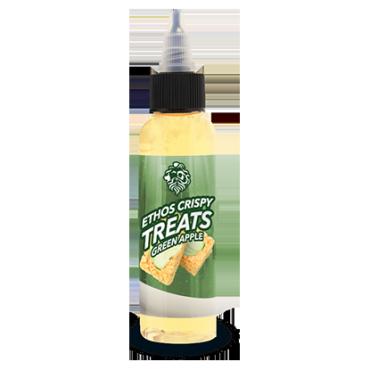 Ethos Vapors 60ml E-Liquid - Green Apple Crispy