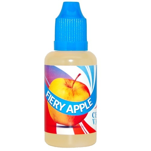Fiery Apple E Juice