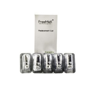 Freemax Ceramic Coil - 5 Pack
