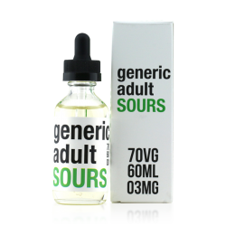 Generic Adult Sours Watermelon E-liquid (60ML)