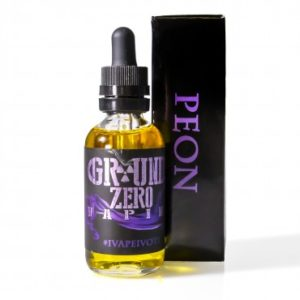 Ground Zero e-Liquid - Peon - 60ml
