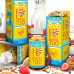 I Love Cookies Too by Mad Hatter E-Liquid (60ML)