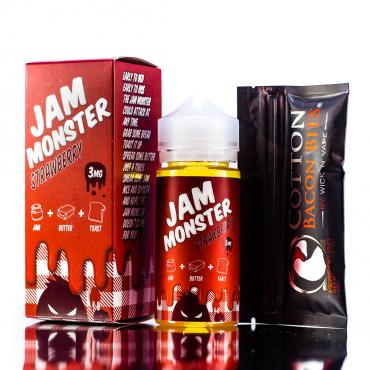 Jam Monster Strawberry 100ml