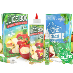 Juice Box (180ml) E-Liquid by One Mad Hit
