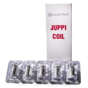 Kanger Juppi Kit Coil 5 Pack - 0.2 ohm