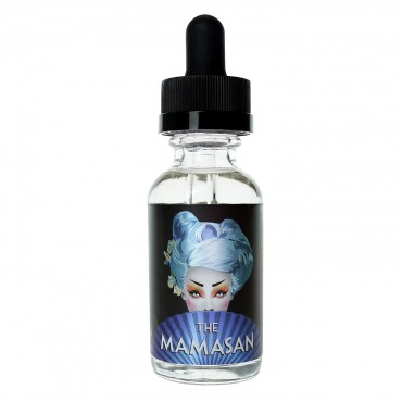 Mamasan 30ml E-Liquid - A.S.A.P