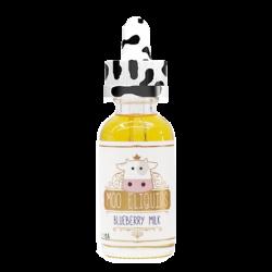 Moo E-Liquids Blueberry Milk E-Liquid (30ml)