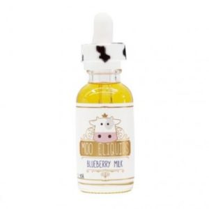 Moo Eliquids - Blueberry Milk