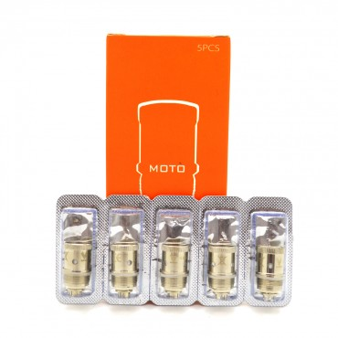 Moto Coil - 5 Pack - 0.3 ohms