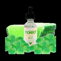 Naked 100 Sour Sweet E-liquid 60mL