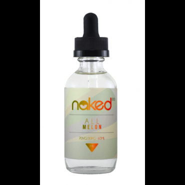 Naked100 60ml E-liquid - All Melon