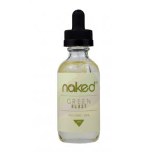 Naked100 60ml E-liquid - Green Blast