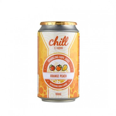 Naked100 Chill E-Liquid - Orange Peach 60ml