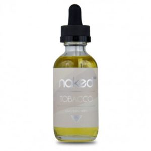 Naked100 E-liquid - Cuban Blend - 60ml
