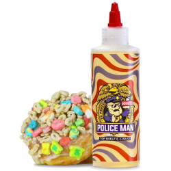 Police Man E-liquid 180mL