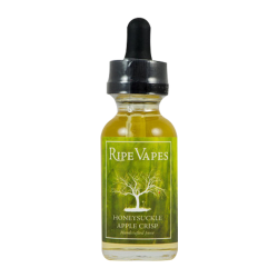Ripe Vapes Honeysuckle Apple Crisp E-Liquid (30ML)