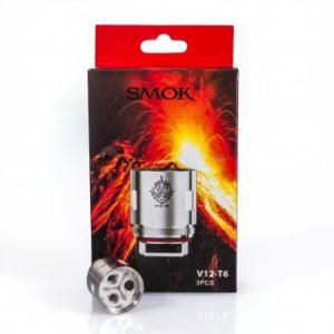 Smok V12-T6 Coils 3 Pack - 0.16ohms