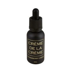 Strawberry Crme by Crme de la Crme E-Liquid (30ML)
