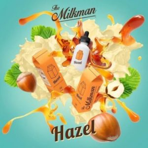 The Milkman E-Liquid - Hazel
