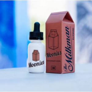 The Milkman E-Liquid - Moonies