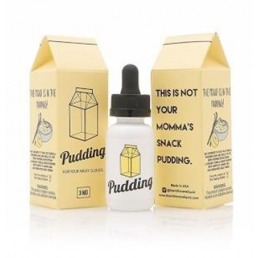 The Milkman E-Liquid - Pudding