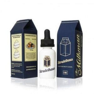 The Milkman E-Liquid - Strudelhaus