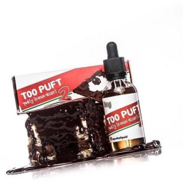 Too Puft E-Liquid - Too Puft 2 Tiramisu
