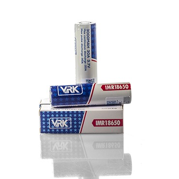 VRK IMR 18650 V2 3000mah - 2 Pack