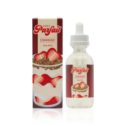 Vape Parfait Strawberry E-liquid by Vapetasia (60ML)
