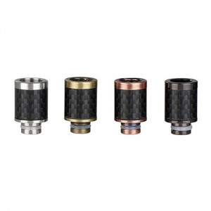 VaporFi Carbon Fiber Drip Tips
