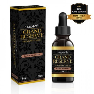 VaporFi Grand Reserve Catch Ya Latte (30ML)