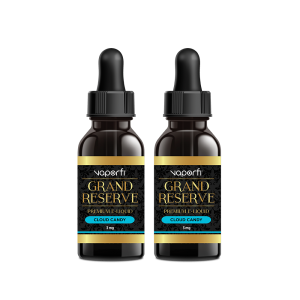 VaporFi Grand Reserve Cloud Candy Vape Juice Bundle (60ML)