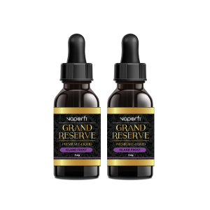VaporFi Grand Reserve Island Frost Vape Juice Bundle (60ML)