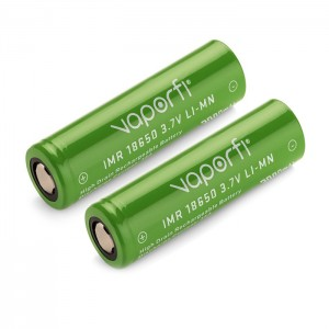 VaporFi High-Capacity 18650 20A 3000mAh Battery (2-Pack)